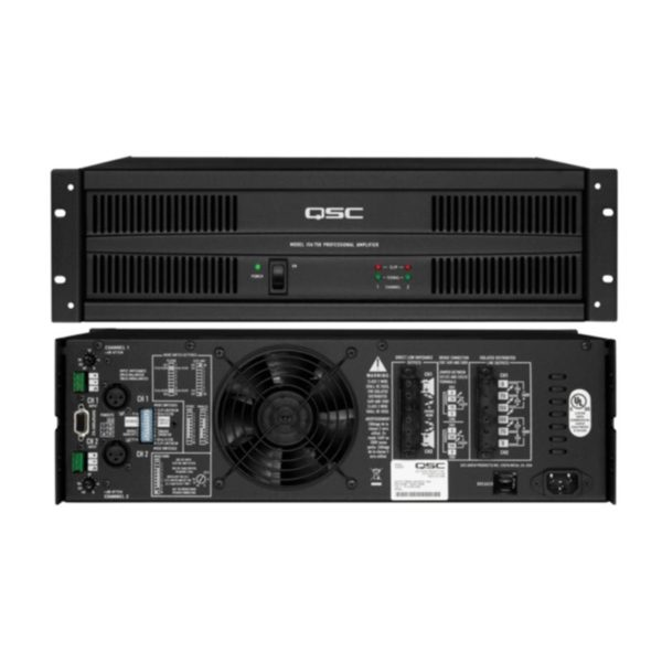 QSC ISA 500ti Installation Amplifier