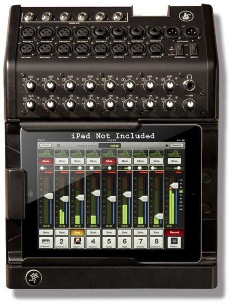 Mack DL Mixer