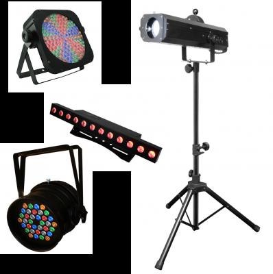 LED Portable Stage Lighting