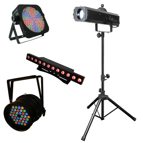 LED Portable Stage Lighting