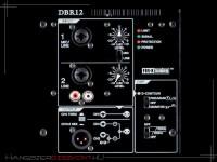 Yamaha DBR12-Rear