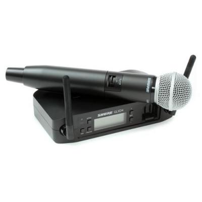 Shure GLXD24-SM Handheld Digital Wireless