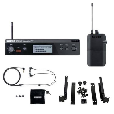 Shure-PSM-300-p3tr112gr-In-Ear-Monitor-System16a