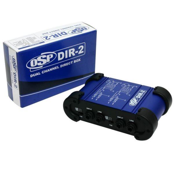 Elitecore DIR2 Stereo Direct Box