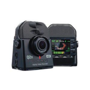 Zoom Q2n-4K Camera for Musicians