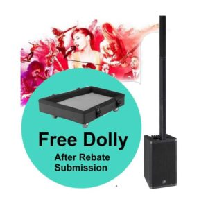 Yamaha StagePas 1K FREE DOLLY OFFER