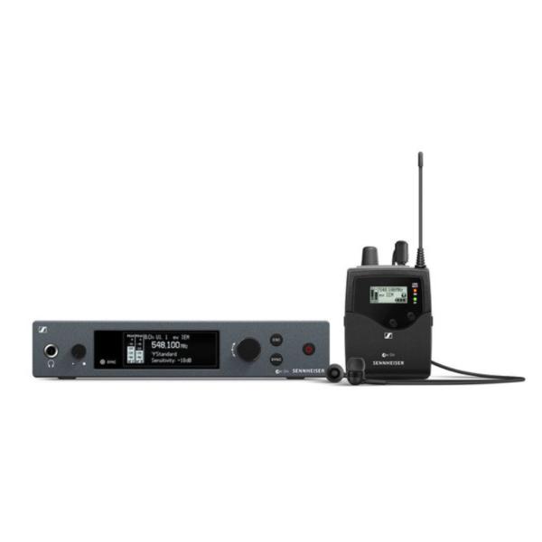 Sennheiser EW IEMG4 In-Ear Monitor System