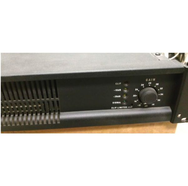 USED QSC PL2 4MB Mono Block Power Amplifier