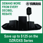 Great Mail-in Rebates from Yamaha