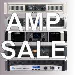 Amp Sale